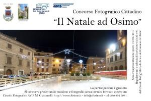 2018 12 01 Concorso Il Natale ad Osimo